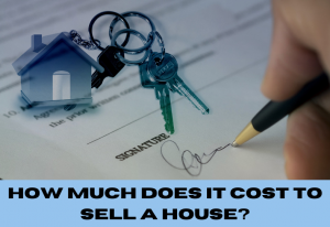Costs to sell a house